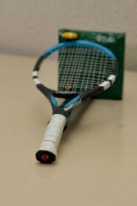 紙工作 ラケット テニス